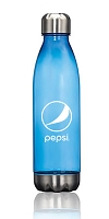 20oz Translucent Water Bottle - Pepsi