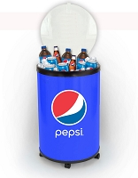 Ice Cooler Barrel - Pepsi - Login For Special $