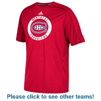 Authentic NHL Training Tee