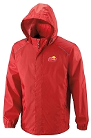 CLIMATE CORE365TM MEN'S SEAM-SEALED LIGHTWEIGHT VARIEGATED RIPSTOP JACKET - Fritolay