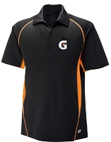 Men's Cool Logic Performance Zippered Polo - Gatorade