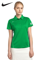 Ladies'  Nike Golf - Dri-FIT Sport Swoosh Pique Polo - Gatorade
