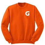 Comfort Zone Sweatshirt - Orange - Gatorade