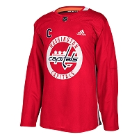 NHL Authentic Pro Practice Jersey - Washington Capitals