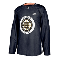 NHL Authentic Pro Practice Jersey - Boston Bruins