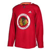 NHL Authentic Pro Practice Jersey - Chicago Blackhawks