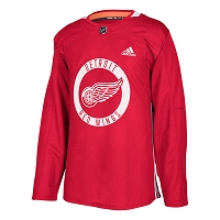 NHL Authentic Pro Practice Jersey - Detroit Red Wings