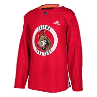 NHL Authentic Pro Practice Jersey - Ottawa Senators