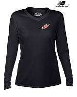 New Balance Ladies' NDurance Athletic Long Sleeve T-Shirt