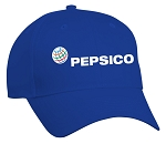 Comfort Zone Twill Cap - Royal - PepsiCo