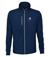 Everyday Fleece Men's Jacket - Pepsi