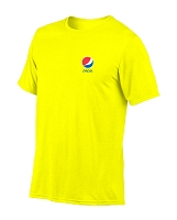 Adult Safety Poly Cotton Tshirt