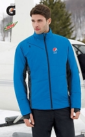 Men's Insulated Hybrid Jackets With Heat Reflect Technology