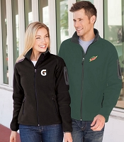 Men's Enhanced Fleece Jackets