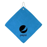 Microfiber Golf Towel  - Pepsi