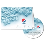 Joy Of The Season - Holiday CD Greeting Card - FREE WITH ANY ORDER OVER $50