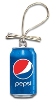 Pepsi Holiday Can Ornament