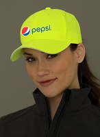 Reflective Sandwich Bill Cap - Pepsi