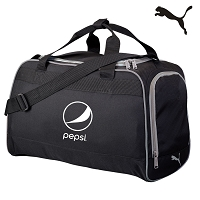 Puma Sweeper Training Duffle Bag - Pepsi