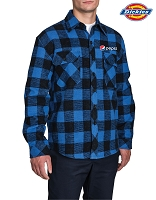 DICKIES Doe Skin Shirt - Pepsi