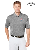 Men's Callaway Heathered Performsan Polo