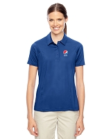 Ladies' Charger Performance Polo - Pepsi