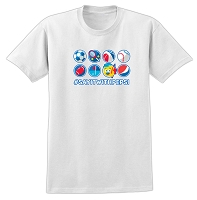 Sports Version Tshirt - White
