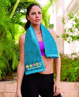 Signature Workout Towel - Summer Fun