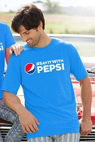Men's Cotton Tshirt - #SAYITWITHPEPSI