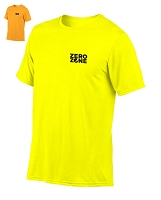 Adult Safety Poly Cotton Tshirt - Zero Zone