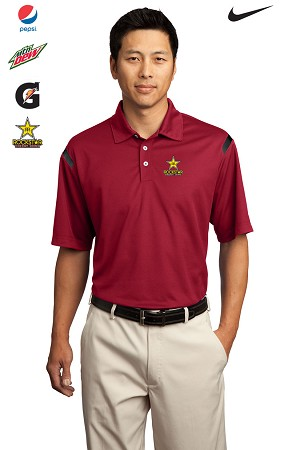 Men's Nike Golf - Dri-FIT Shoulder Stripe Polo