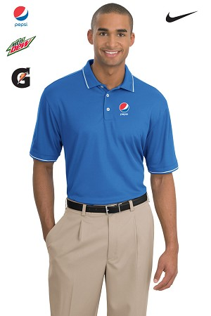 Men's Nike Golf - Dri-FIT Classic Tipped Polo