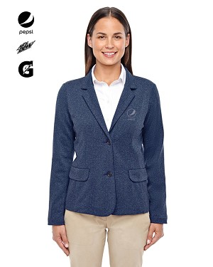 Ladies' Fairfield Herringbone Soft Blazer