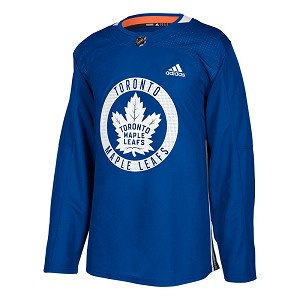 NHL Authentic Pro Practice Jersey - Toronto Maple Leafs