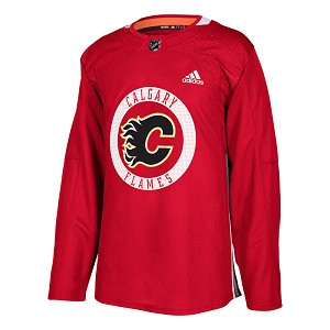 NHL Authentic Pro Practice Jersey - Calgary Flames