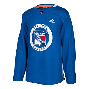 NHL Authentic Pro Practice Jersey - New York Rangers