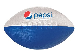 6in Soft Football - Pepsi