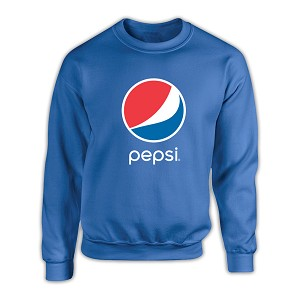 50/50 Crewneck Sweat Shirt - Pepsi (Royal)