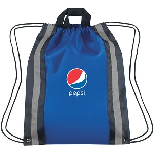 Large Reflective Sports Pack - Pepsi