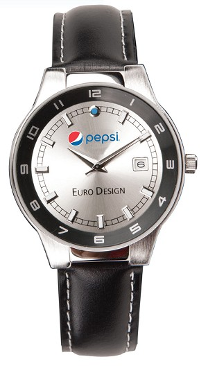 The Ostrava Men's Watch - Pepsi