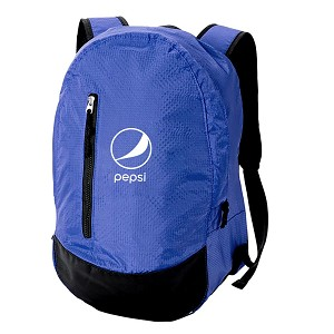 The Scholar Backpack - Pepsi