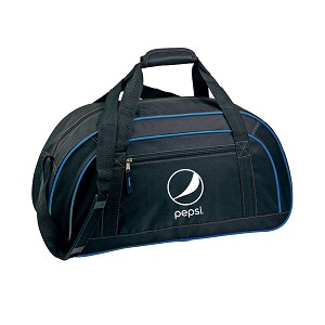 The Shooting Star Duffel Bag - Pepsi
