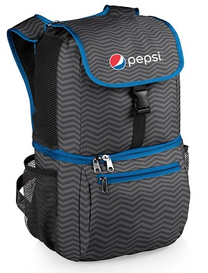 Supreme Quality Cooler Backpack - Pepsi