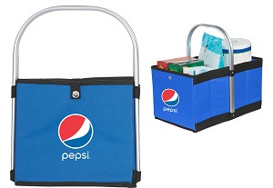 Collapsible Multi-Tasking Basket - Pepsi