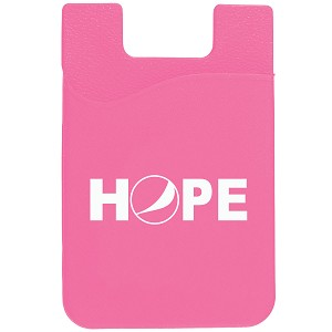 Silicone Cell Phone Sleeve - HOPE- FROM $1.29