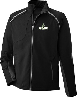 Dynamo Men's Hybrid Performance Soft Shell Jacket - Amp Energy