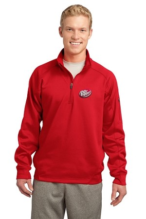 Sport-Tek®- Tech Fleece 1/4-Zip Pullover - Dr. Pepper