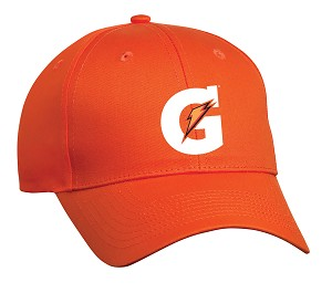 Comfort Zone Twill Cap - Orange - Gatorade