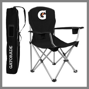 Camping Folding Chair with Carry Bag - Gatorade