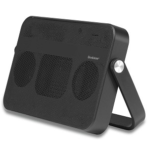 Brookstone® Pivot Bluetooth® & NFC Speaker